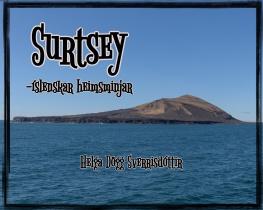 Surtsey- íslenskar heimsminjar