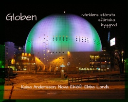 Globen - världens största sfäriska byggnad