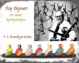 Kay Bojesen - en dansk legetøjsdesigner