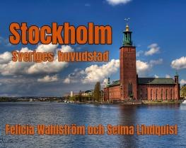 Stockholm - Sveriges huvudstad