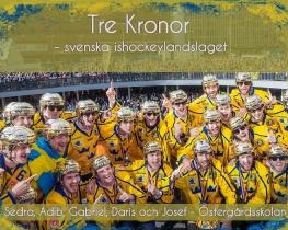 Tre Kronor - svenska ishockeylandslaget