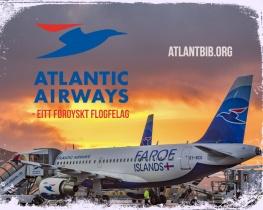 Atlantic Airways - eitt føroyskt flogfelag