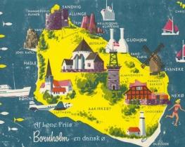 Bornholm - en dansk ø