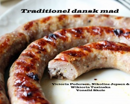 Traditionel dansk mad