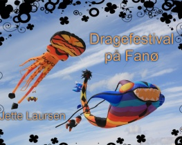 Dragefestival på Fanø