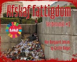 Afskaf fattigdom - Verdensmål #1