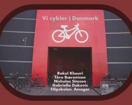Vi cykler i Danmark