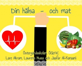 Din hälsa og mat