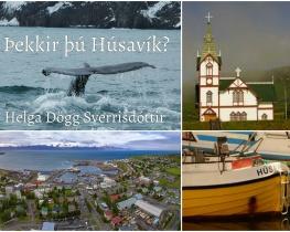 Þekkir þú Húsavík?
