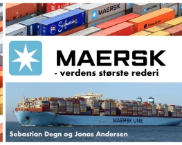Maersk - verdens største rederi