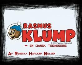 Rasmus Klump - en dansk tegneserie