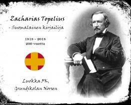 Zacharias Topelius - Suomalainen kirjailija
